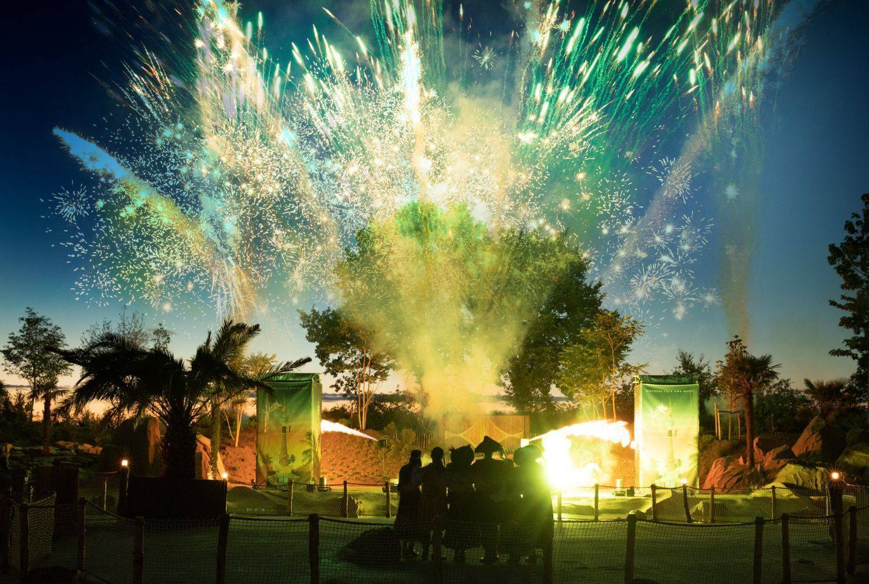 Drie extra Midzomeravonden in Attractiepark Toverland