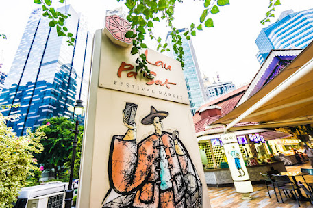 シンガポール ラオ・パ・サ1