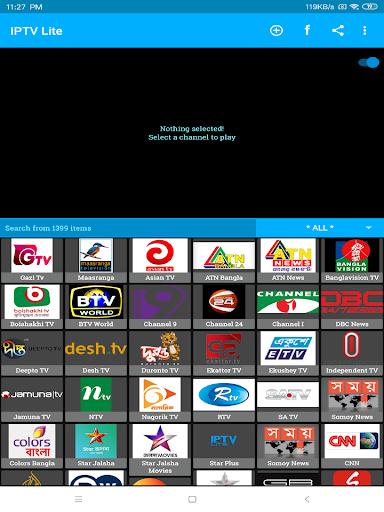 IPTV Lite - HD IPTV Player 3.3 screenshots 14