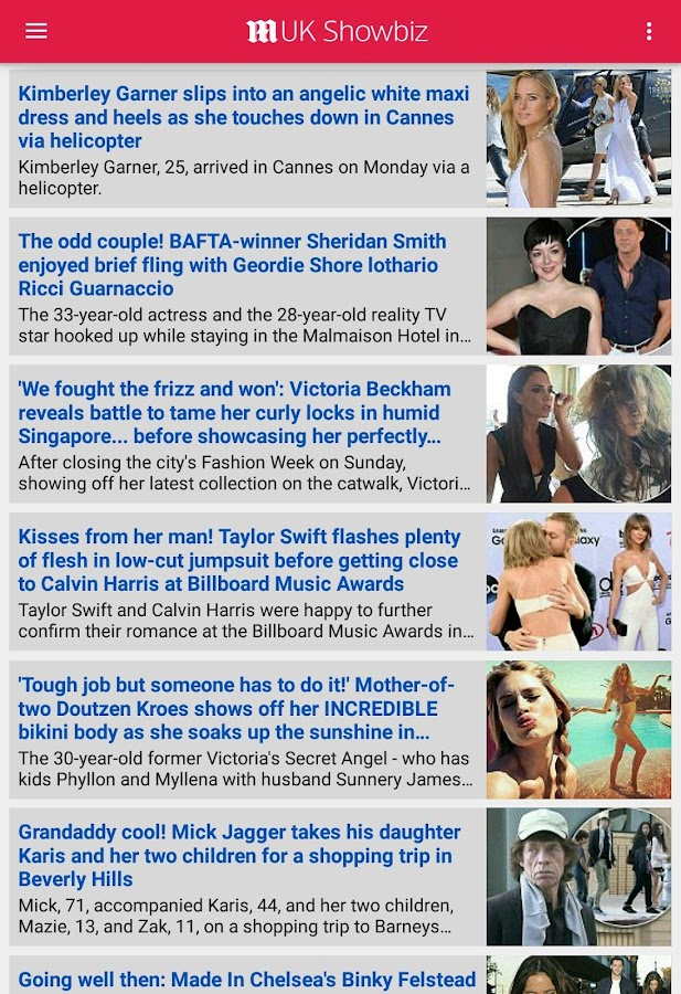 Daily Mail Online - The Ultimate US & UK News Platform