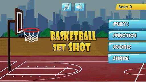 Basketball Set Shot