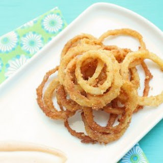Low Carb Onion Rings Recipe