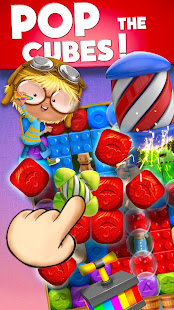 Toy Box Party Blast Time – Match Crush Toon Cubes 2