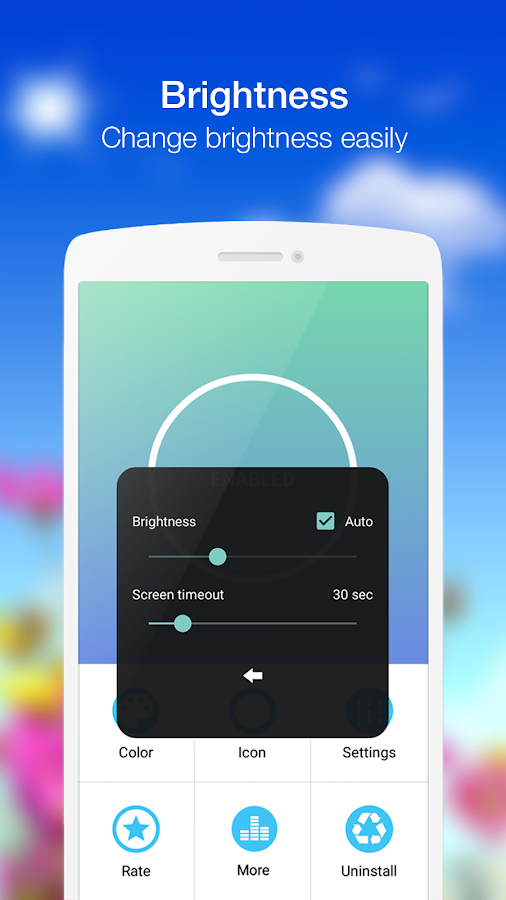 Assistive Touch for Android – знімок екрана