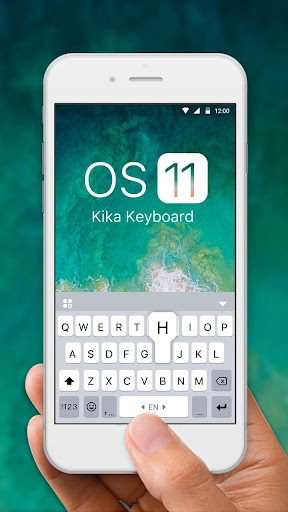 New OS11 Keyboard Theme screenshots 2