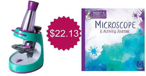 Nancy's B's Microscope - $22.1...