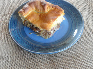 Philly Cheesesteak Casserole Recipe