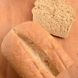 Fluffy 100% Whole Wheat Bread