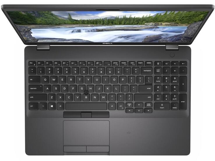 Dell Latitude 5500 - Thiết bị đầu vào