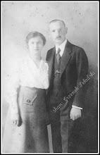 Photo: Stanisława i Władysław Polańscy