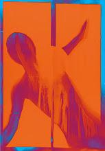 """Photo: © Olivier Perrot Photogramme de la série """"limites"""" 1997 mise en couleur 2007 pour Cassandre 71"""