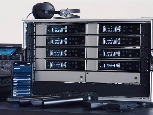 Sennheiser's Evolution Wireless Digital makes complex wireless stage setups easier