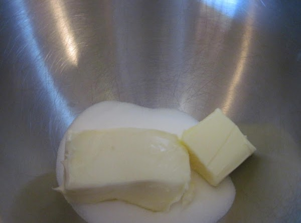 Cream butter and sugar until light and fluffy, about 5 mins.Add egg yolks one...