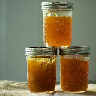 Peach Freezer Jam