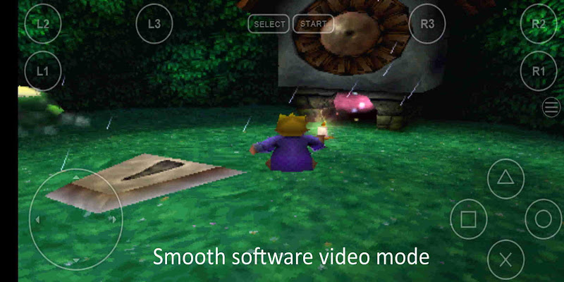FPse64 for Android Screenshot Image