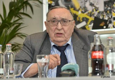 Voorzitter Lambrecht (87) spreekt over overname van Lokeren
