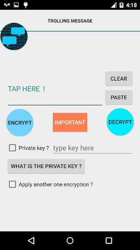 Message Encryptor