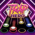 Trap Hero: Guitar Rhythm Music Game icon