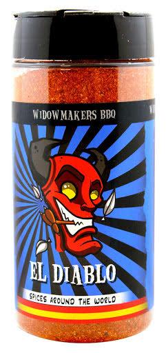 El Diablo – Widowmakers BBQ