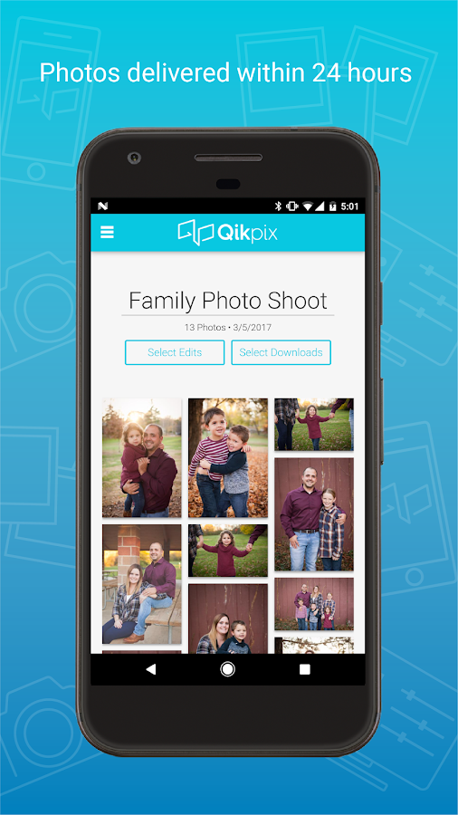 Qikpix- screenshot