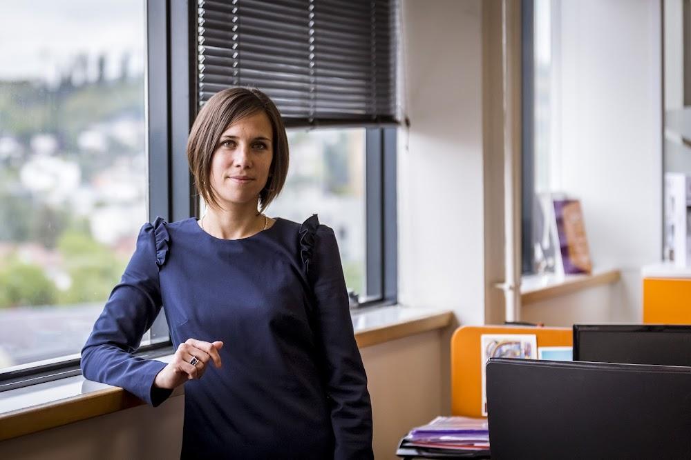 Sandrine, Animatrice Réseau