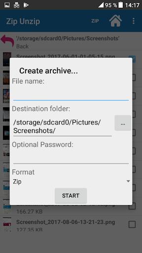Zip Unzip File Manager 1.0.0 screenshots 5