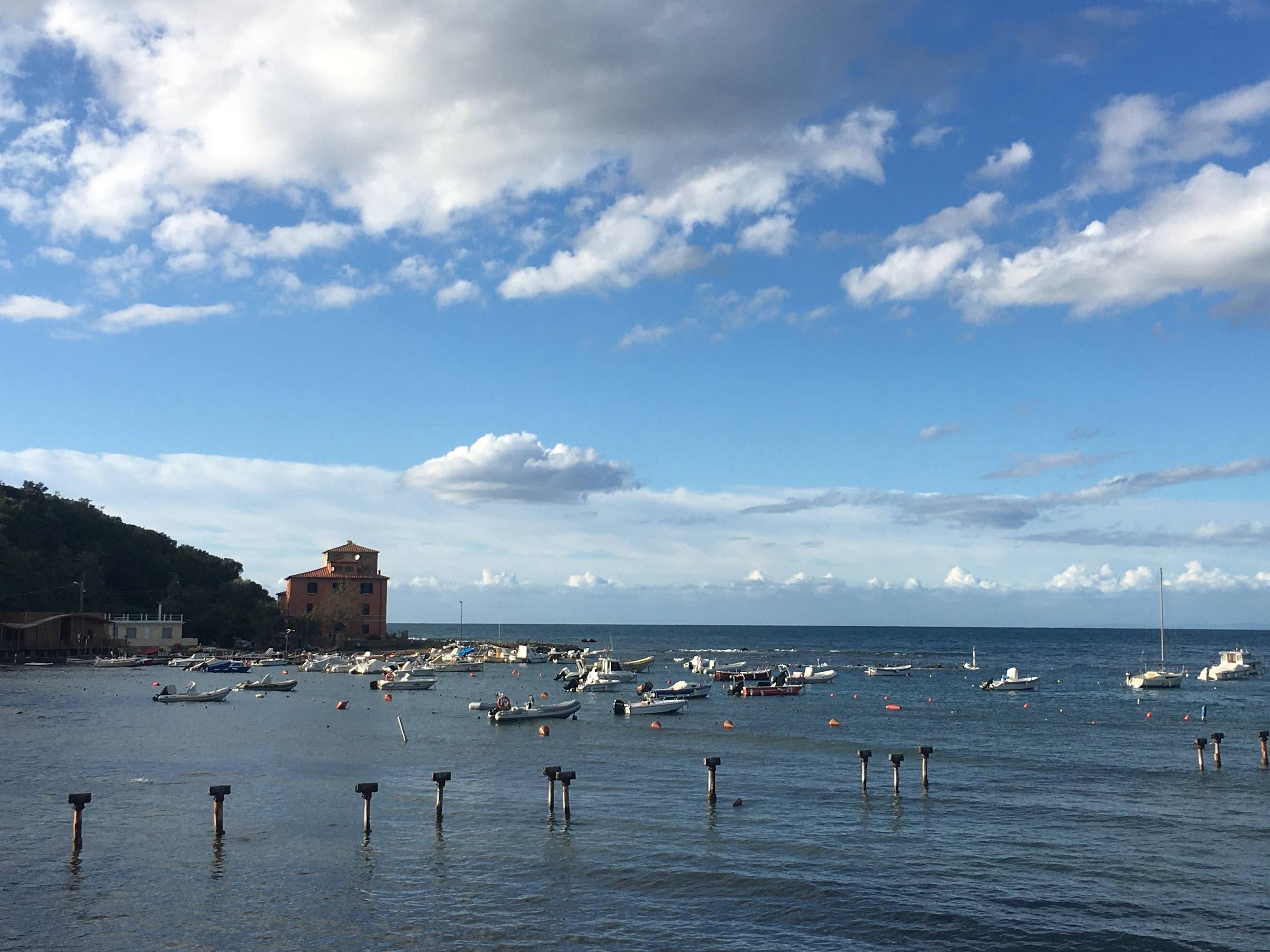 Porto di Baratti, Costa degli Etruschi, Toscana