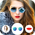 Girl Photo Editor: Instabeauty Photo Makeup Look icon