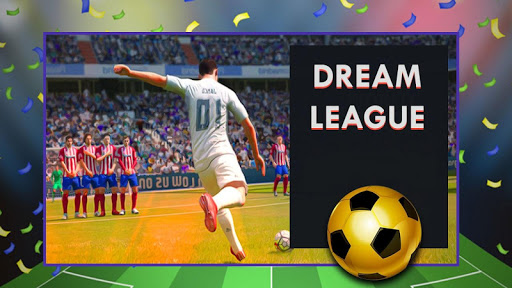 Dream League screenshot 1