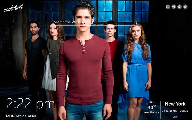 Teen Wolf HD Wallpapers TV Series Theme
