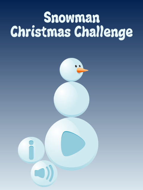 Snowman: Christmas Challenge- screenshot