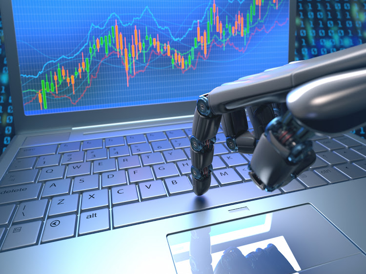 Image result for Forex Robots istock