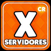 X Servidores - CR y CoC (Barril de bárbaro) Clash.