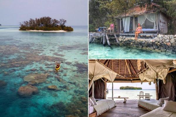 pulau macan resort jakarta
