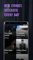 screenshot of Scary Chat Stories - Free & Hooked with Addicted