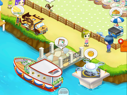 Hello Seafood 2 for Kakao apkpoly screenshots 17