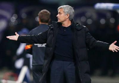 Mourinho crie au complot et annule sa conférence de presse