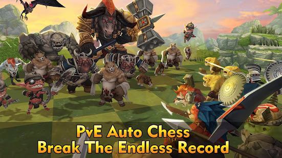 Auto Chess War Mod
