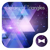 Galaxy of Triangles Theme