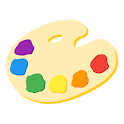 Fingerfarben icon