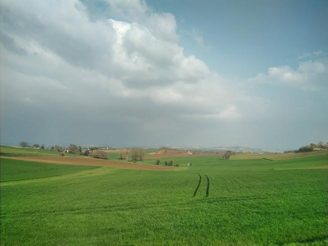 フランスの農村