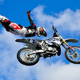 Fly with my Bike by Ryan Silva - Sports & Fitness Motorsports ( bikes, motox, sports, motorcross, motorsports,  )