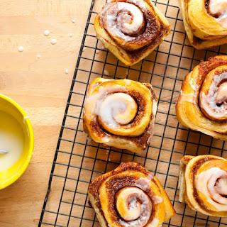 Cinnamon Rolls with Icing Recipe