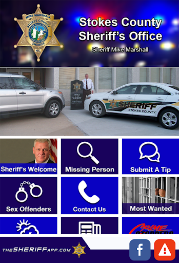 Stokes County NC Sheriff screenshot 6