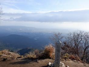 釈迦ヶ岳からの眺め
