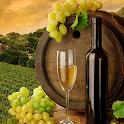 live wine wallpaper icon