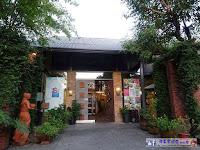 自然風生態餐廳