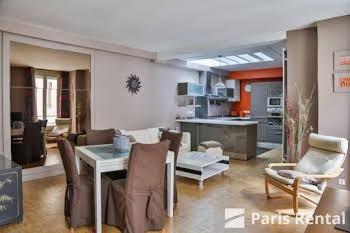 Appartement meublé 3 pièces 70 m2