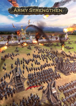 Clash Of Kings:The West APK screenshot thumbnail 14