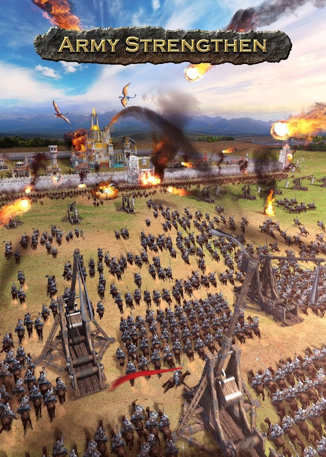 Clash of Kings:The West- screenshot
